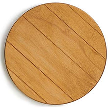 Load image into Gallery viewer, Maple Wood Lazy Susan | www.bowlandpitcher.com | #lazysusan #cheeseboard