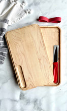 Load image into Gallery viewer, #cheeseboard #travel #cuttingboard #Wüsthof #JKAdams #camping |www.bowlandpitcher.com