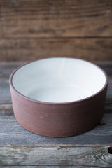 Saltstone Ceramic Bowl