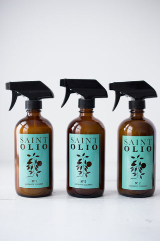 Saint Olio Aromatic Cleaners for Home