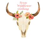 Texas Wildflower Clothing