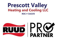 Prescott Valley Heating and Cooling - ROC 316193, is a proud Ruud Pro Partner