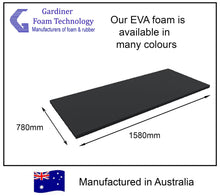 Load image into Gallery viewer, EVA 250  high density foam