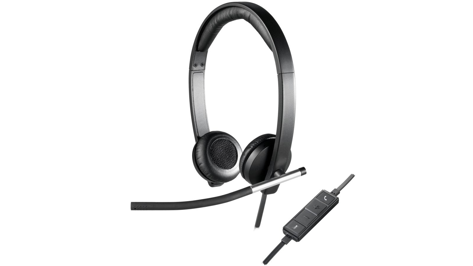 Logitech H650e USB Business Headset