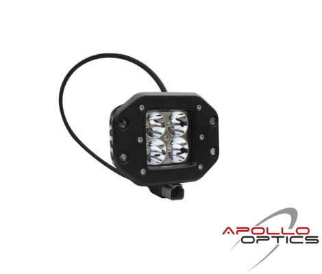 Apollo Optics Flush Mount Cubes/Pods
