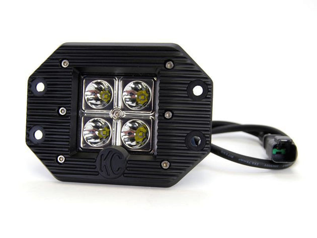 C-Series C3 Flush Mount LED Cube - Single - Apollo Optics, Inc.