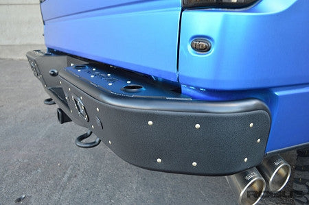 Ford F-150/SVT Raptor (2009-2014) Revolver Rear Bumper - Apollo Optics, Inc.