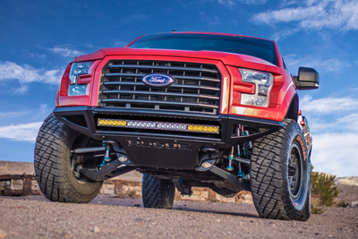 Ford F-150 (2015+) Enforcer Front Bumper - Apollo Optics, Inc.