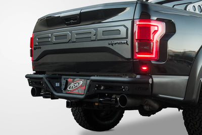 2017-2018 Ford Raptor Stealth Rear Bumper - Apollo Optics, Inc.