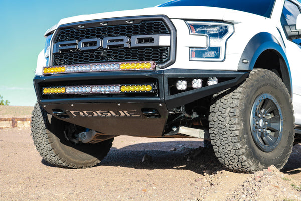 Ford Raptor (2017+) Enforcer Front Bumper