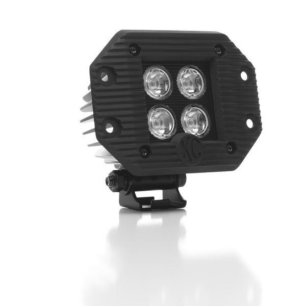 LZR LED Flush Mount Cube - Single