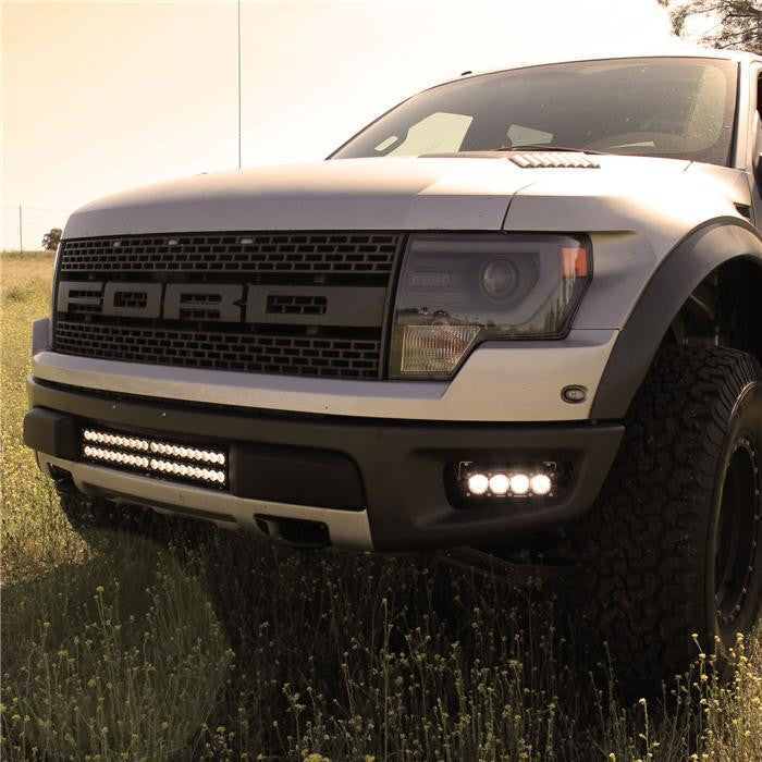 Ford Raptor Fog Pocket Kit (2010-2014)
