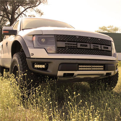 Ford Raptor Fog Pocket Kit (2010-2014) - Apollo Optics, Inc.