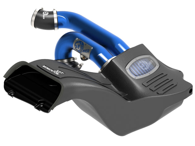 aFe POWER 54-73120-L Momentum XP Pro 5R Cold Air Intake System, Blue - Apollo Optics, Inc.
