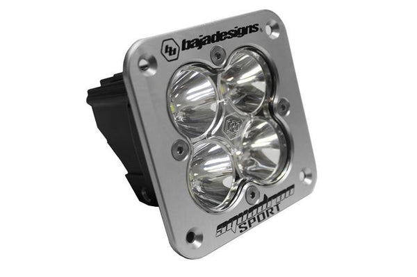 Squadron Sport Flush Mount LED Cube