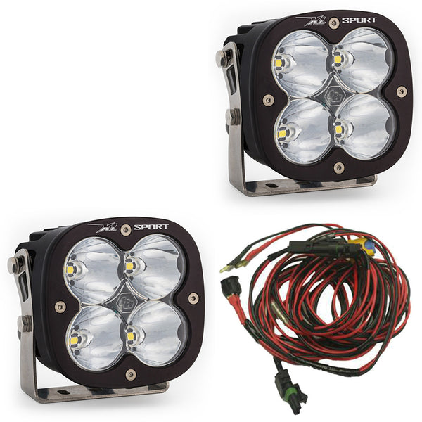 XL Sport LED Lights, Pair