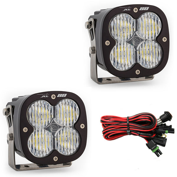 XL80 LED Light Wide Cornering, Pair - 677805