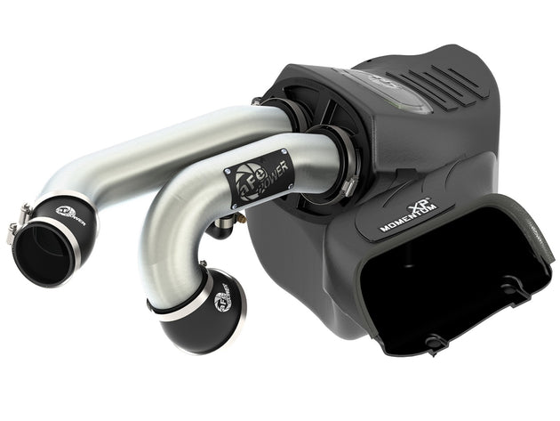 aFe POWER 75-73120-H Momentum XP Pro-GUARD 7 Cold Air Intake System, Brushed Aluminum - Apollo Optics, Inc.