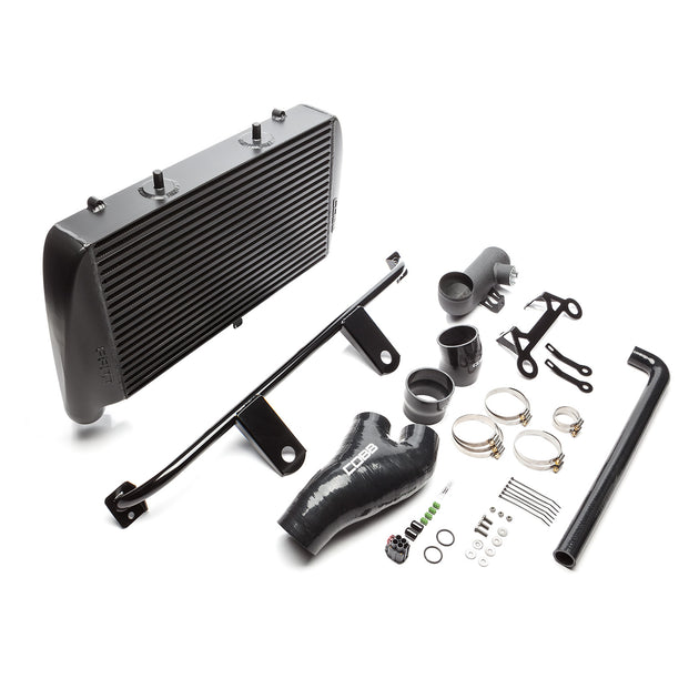 COBB Front Mount Intercooler Black F-150 Raptor 2017-2019