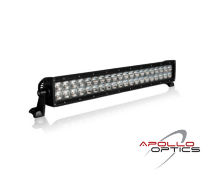 Deluxe Series Light Bars - Apollo Optics, Inc.