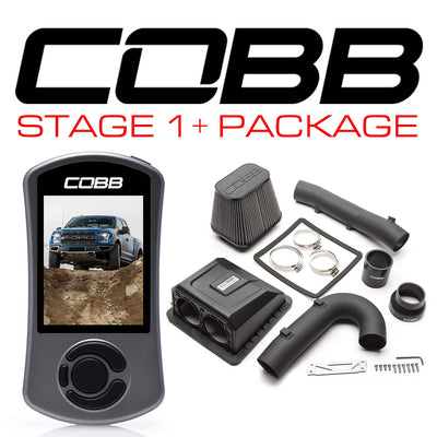 COBB FOR005001P Power Package Stage 1+ F-150 Raptor 2017-2018