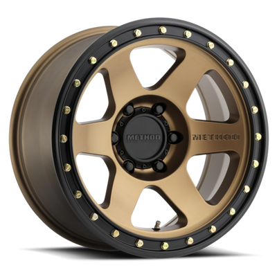 MR310 Con6 Bronze 17x8.5 0 Offset 6x135 - Apollo Optics, Inc.