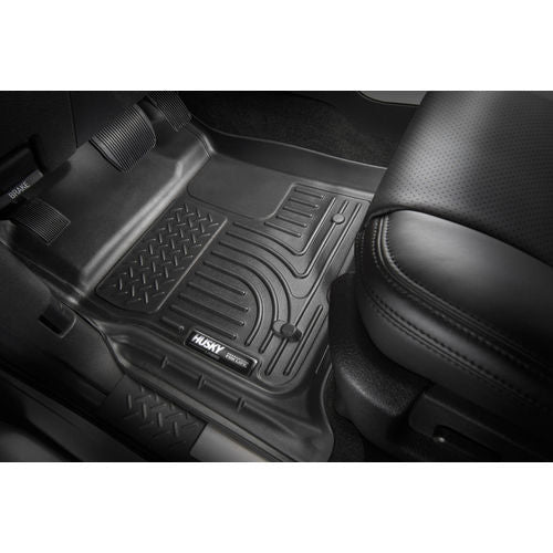 Front & 2nd Seat Floor Liners (Footwell Coverage)