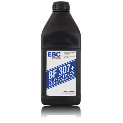 1 500ml bottle of highly refined DOT-4 racing brake fluid