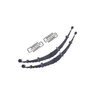 "00-04 FSD FRONT 6"" LEAF SPRING KIT W/ 37001 UBOLTS"