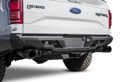 2017-2018 Ford Raptor Stealth Fighter Rear Bumper - Apollo Optics, Inc.
