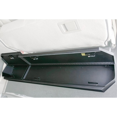 Tuffy 319-01 2015+ Ford F-Series SuperCab Under Rear Seat Lockbox