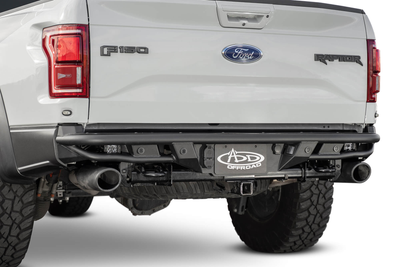 2017-2020 Ford Raptor ADD PRO Bolt-On Rear Bumper