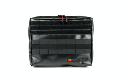 "Tech Pouch, Black, Large - 13""x10"", 800D TPU"