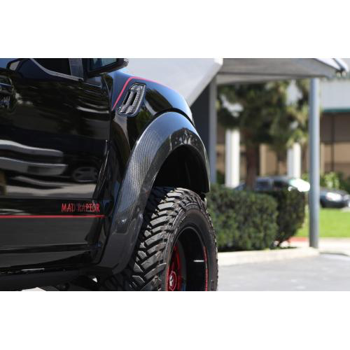 APR Performance CF-207002 Carbon Fiber Fender Vents Ford Raptor 2017-Up