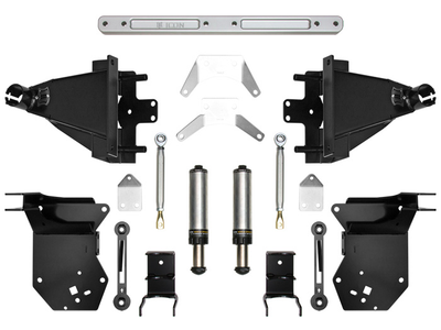 2017-Up Ford Raptor Rear Air Bump Kit - 95121