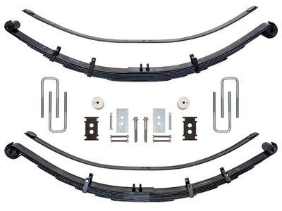 2010-2014 Ford Raptor Multi Rate Leaf Spring Kit - 95225