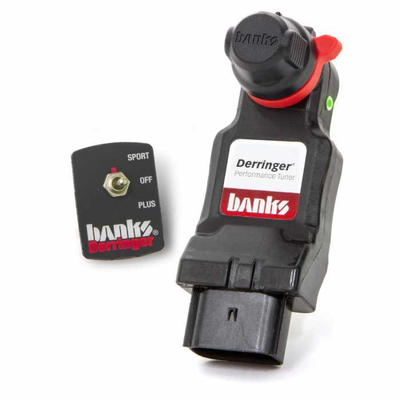 Derringer Tuner w/ Switch & ActiveSafety, includes Switch, for 2011-2019 Power Stroke