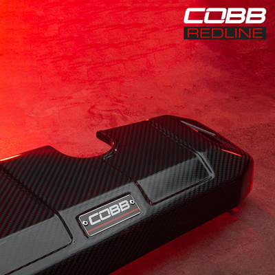 COBB Ford Redline Carbon Fiber Coolant Overflow Cover F-150 Raptor 2017-2020