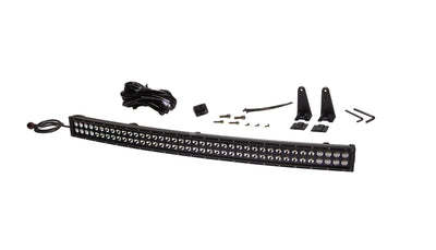 "C-Series Curved 40"" LED Light Bar - Apollo Optics, Inc."