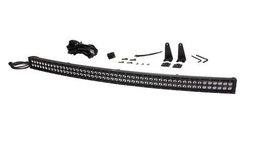 "C-Series Curved 50"" LED Light Bar - Apollo Optics, Inc."