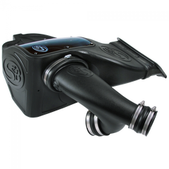 S&B Cold Air Intake for 2015+ F-150/Raptor EcoBoost, Dry Extendable Filter - 75-5081D