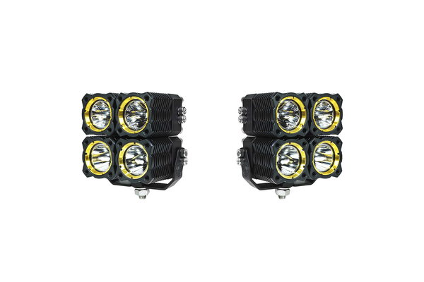Flex Quad LED Combo Beam System (pair)