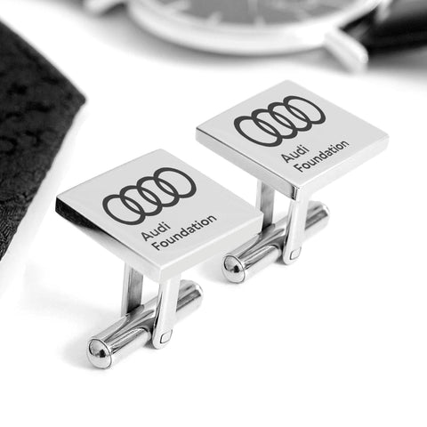Corporate custom cufflinks