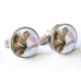 Custom photo cufflinks - Alexa Lane