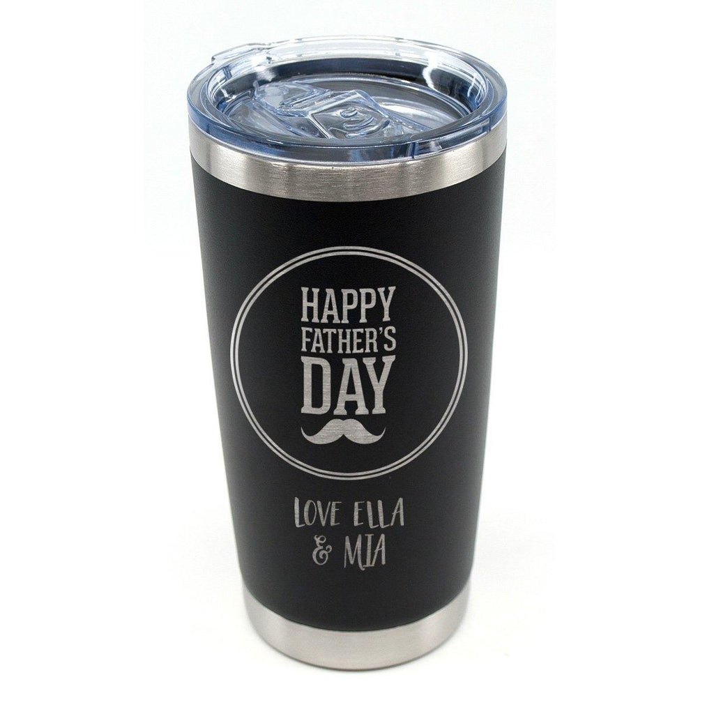 Father's Day Coffee Cup personalised engraved