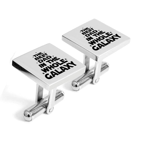 Star Wars inspired cufflinks - Alexa Lane