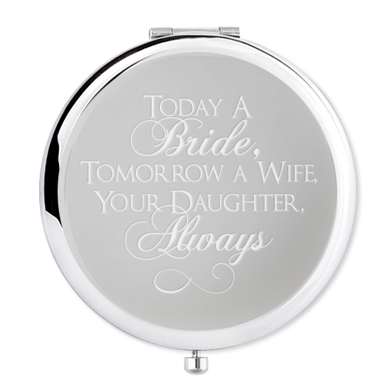 Mother of the Bride Compact Mirror - Alexa Lane