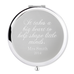 Teacher Appreciation Gift Compact Mirror - Alexa Lane