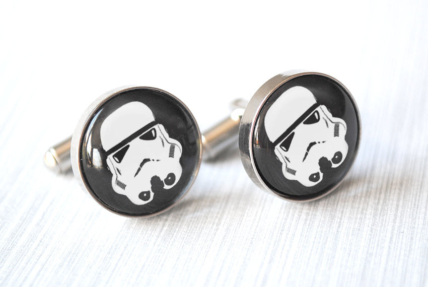 STAR WARS Cufflinks - Alexa Lane