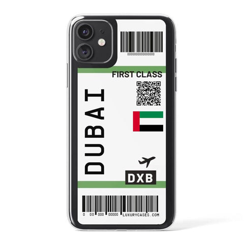 Coque Destination - DUBAI